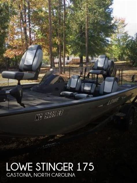 lowe boats for sale in nc lowe 17 boat for sale in gastonia nc for 18 000 pop