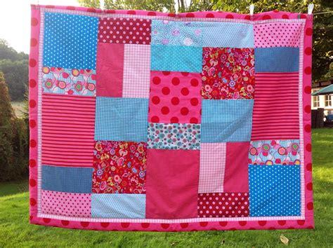 patchwork decken patchworkdecke cora mit kissen clodette annatti
