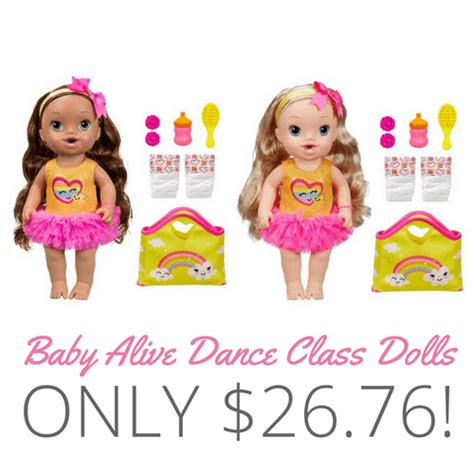 doll classes baby alive darci s class doll only 26 76 reg 50