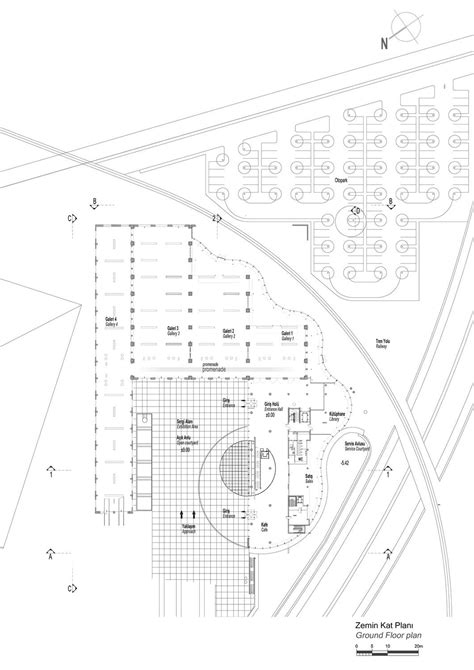 cer floor plans cer modern arts centre ground floor plan archnet