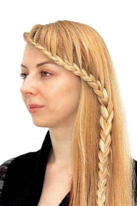 plated hair plait hair