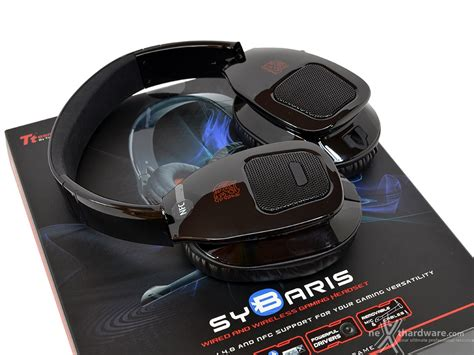 Tt Esport Sybaris Hybrid tt esports sybaris hybrid gaming headset 6 conclusioni recensione