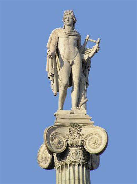 greek god statue peplum greek god of the month apollo