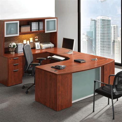 premiera millenium u desk set office furniture