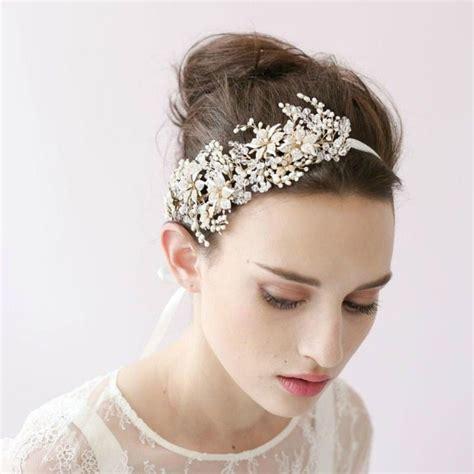 Vintage Leaf Wedding Hair Accessories by š Do Vlasů Pro Každou Z V 225 S Herstyle Cz