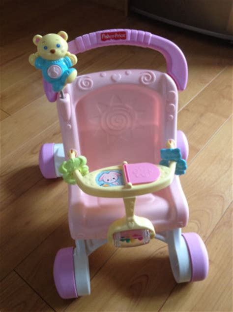 Bugy Walker Fisher Price fisher price my buggy for sale in lucan dublin from bencharlie11