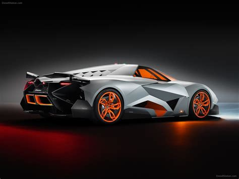Upcoming Lamborghini Lamborghini Egoista Concept 2013 Car Picture 07 Of