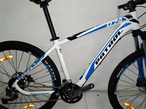 Kacamata Sepeda Roadbike Mtb Fixie Black 2 0 Kacamata Jawbreaker serb sepeda sepeda mtb united patrol 074 27 5 rp 4 000 000