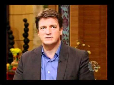 nathan fillion on kelly and ryan slither unscripted nathan fillion elizabeth banks