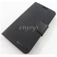 Zenfone Laser 5 Cover Canvas Diary Black Goospery Asus zenfone 2 price harga in malaysia wts in lelong