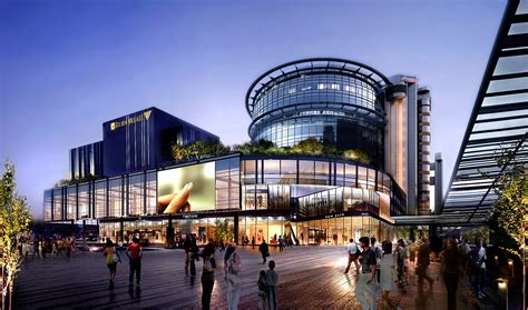 House Plan Design Software by Singpost Is Developing A Futuristic Shopping Mall To House
