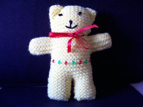 pattern for simple knitted teddy bear small knitted teddy bear pattern quick and easy teddy