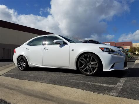 2016 Is350 Lowered On Rsr Springs Lexus