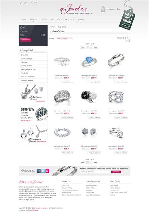 wordpress themes free jewelry ot jewelry jewelry store wordpress theme omegatheme com