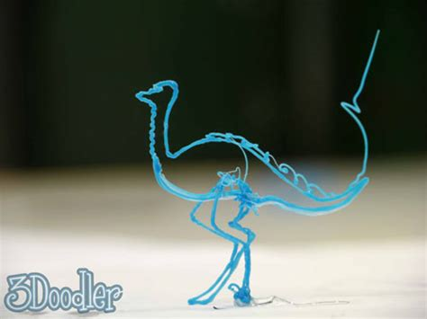 3d printing pen turns doodles into sculptures 3d pen lets you doodle the page and into the air
