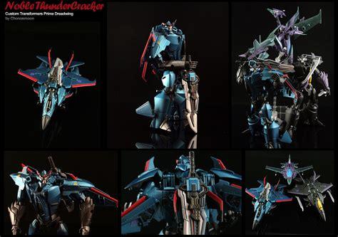 Mobil Transformer Universe Warrior custom transformers prime warrior thundercracker by