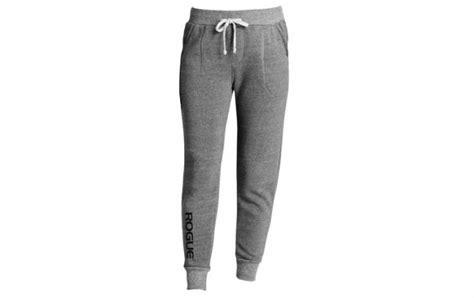 rogue womens fleece sprint pants gray rogue fitness