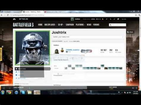 battlefield 4 how to make a clan tag create an how to add a clan tag for battlefield 3 ps3 xbox360 pc
