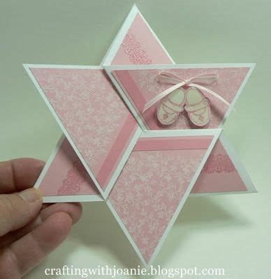 Folded Paper Cards - 25 best ideas about folded cards on tri fold