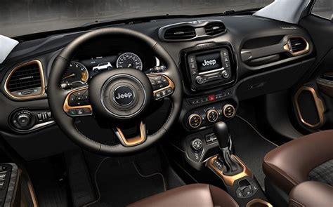 jeep renegade 2014 interior jeep renegade zi you xia concept periodismo del motor