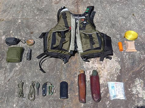 survival gear canada wilderness canoeing personal bushcraft survival kit choices