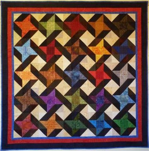 Quilt Designs Using Squares by Quilt Patterns Using 5 Inch Squares Quilt Pattern