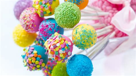 wallpaper colorful food many colorful candies time for sweets