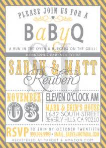 couples bbq baby shower invitations couples bbq baby shower invitation fonts baby shower