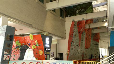 shanghai stadium rock climbing centre