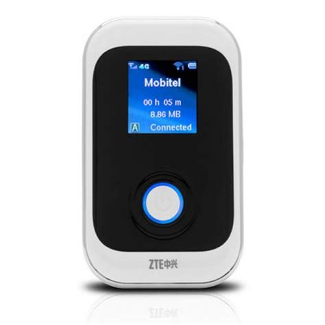Wifi Zte zte mf91d 4g lte mobile pocket wifi router