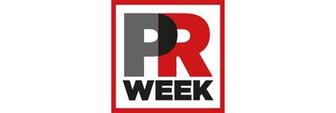 The Week Of Pr by Prweek Haymarket