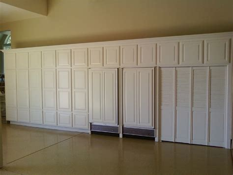 Closet Garage by Reyome Designs Custom Cabinetry Garage Cabinets Closets