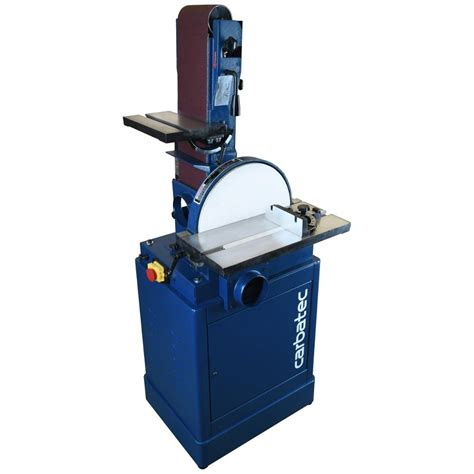 carbatec oscillating belt disc sander    belt