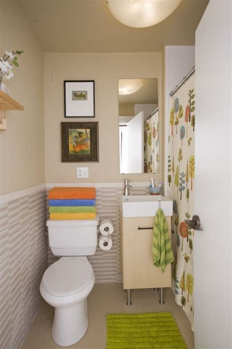 Small Narrow Bathroom Ideas by 403 Forbidden