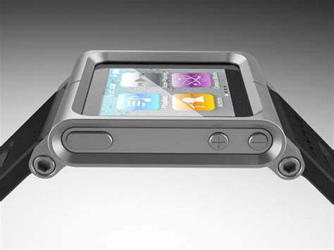 Ipod Nano Multi Touch tiktok transform the ipod nano into a multi touch watche