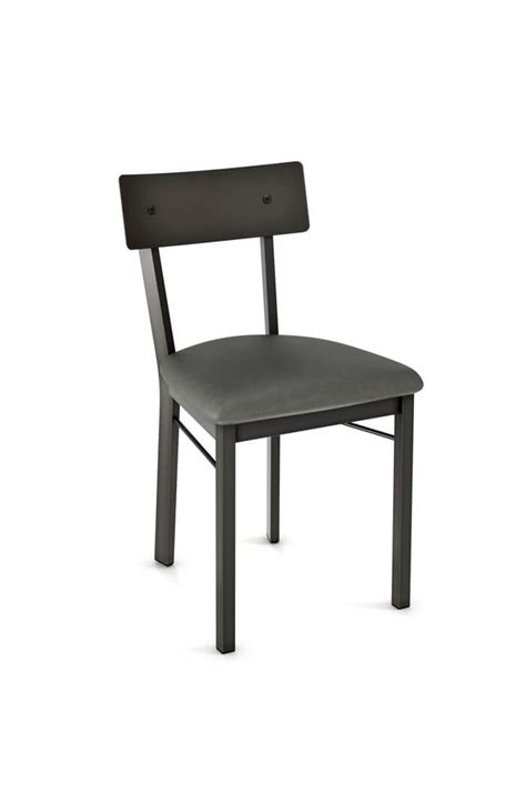 Cargo Dining Chairs Amisco Modern Industrial Dining Chair Free Shipping
