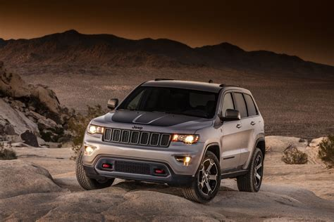 New 2017 Jeep Grand Cherokee Summit