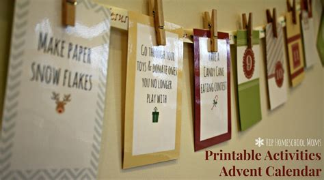 christian advent calendars to make free printable advent activities calendar my filled