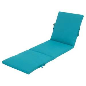Lounge Chair Cushions Target Outdoor Chaise Lounge Cushion Solid Color Thre Target