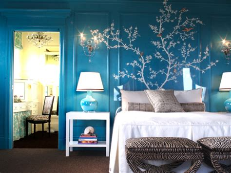 Bedroom Blue Paint Ideas 20 Blue Bedrooms Decoration Ideas For Blue Theme Rooms