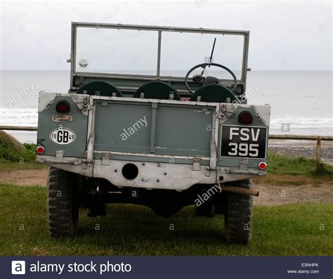 land rover one land rover series one uk stock photo 71160395 alamy