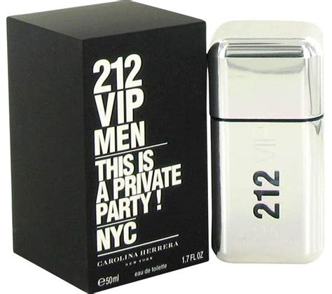 Parfum Carolina Herrera 212 Vip 212 vip cologne for by carolina herrera