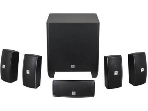 jbl cinema   ch home theater speakers system