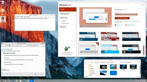 windowblinds theme windows interface windowblinds for windows 10 desktop lets you customize the