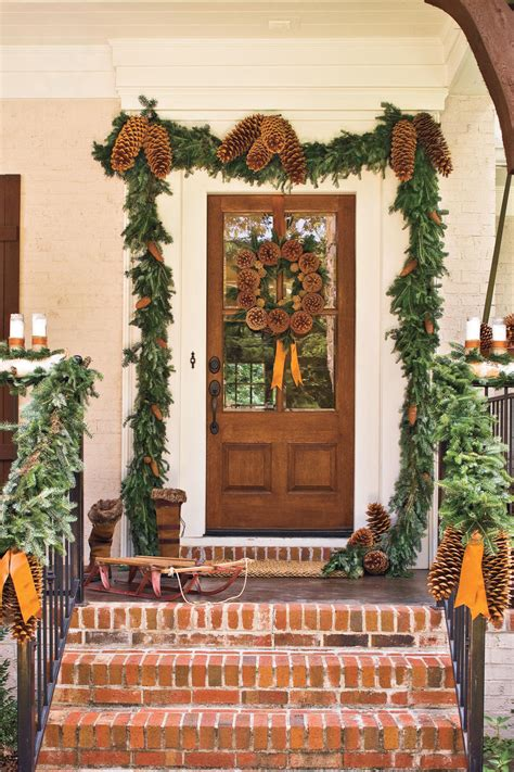 spectacular holiday entry  christmas door decorations