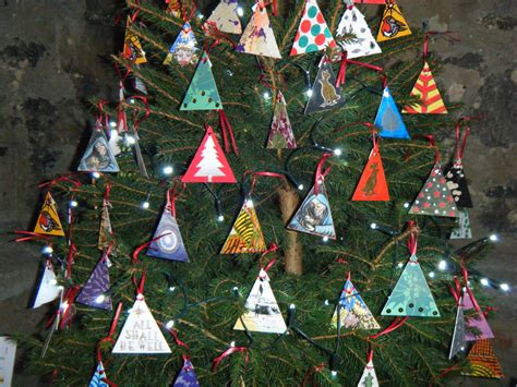 artists christmas tree decorations lillias august ri