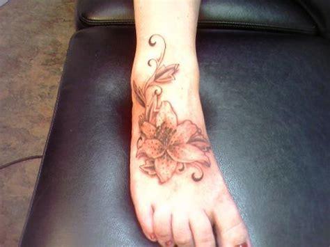 tattoo flower designs for feet vaughan s blog henna tattoo designs foot