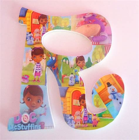 doc mcstuffins bedroom decor doc mcstuffins inspired letter decor via etsy doc mcstuffins doc