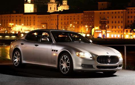 2009 Maserati Quattroporte Price 2009 Maserati Quattroporte S European Pricing Announced