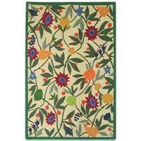 susan sargent home design products citrus floral tufted rug from susan sargent susan